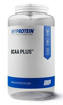 MyProtein BCAA Plus - Branched Chain Amino Acids - BCAA Tablets Bodybuilding