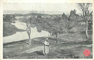 algerie l'oued cheliff orleansville