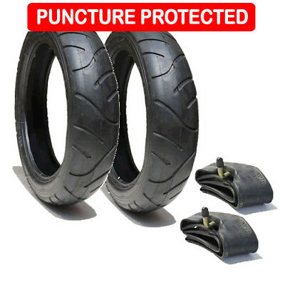 Puncture Free Set Of Rear Wheels To Fit iSafe iVogue