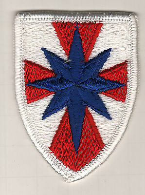 8th Army Field Support Command Army Patch