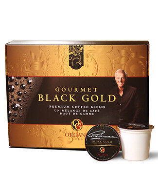 OrganoGold BrewKup Premium Gourmet Black Gold Coffee with 100% Organic Ganoderma