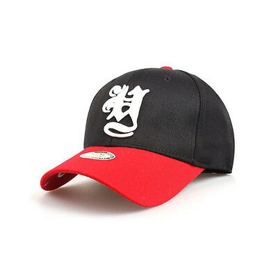 Unisex Mens Womens Yankee Initial Y Flexfit Hats Baseball Cap Black/White