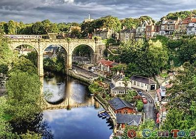 Over The River Large Piece Format Ravensburger Jigsaw Puzzle 300 Pieces