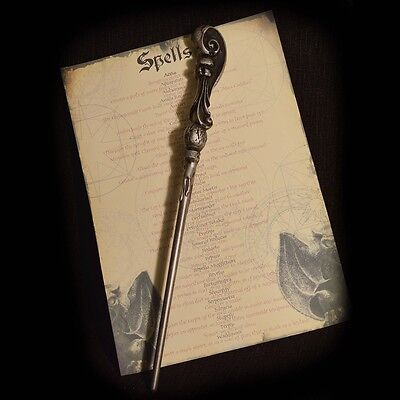 Fleur Delacour Wand with Spell list ideal for Harry Potter and Hogwarts fans