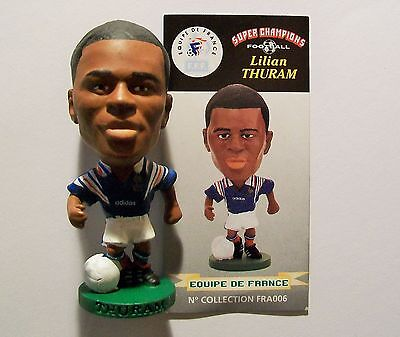 Prostars FRANCE (HOME) THURAM, FRA006 Loose With Card FRENCH RELEASE