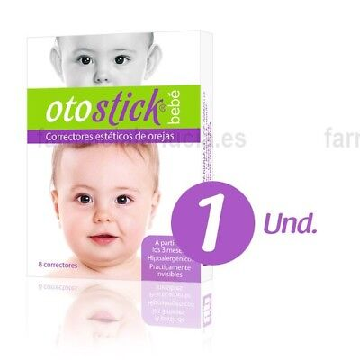 OTOSTICK baby EAR CORRECTOR 8 UDS SINCE 3 MONTHS OLD