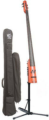 NS Design CR-4M Magnetic Pick-Up 4-String Upright Bass