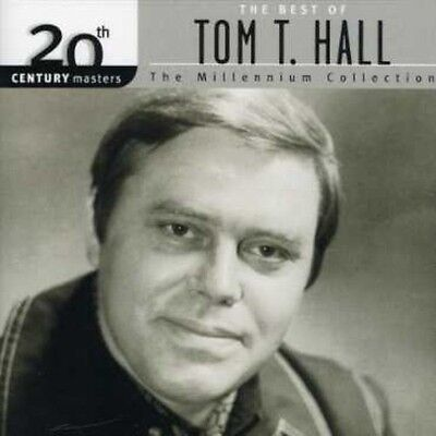 Tom T. Hall - Millennium Collection-20th Century Masters [CD New]