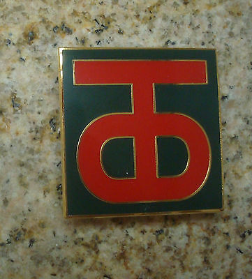 ARMY COMBAT SERVICE IDENTIFICATION BADGE, 90TH INFANTRY BRIGADE