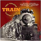 Hot Tracks: Train Super Hits by Various Artists (CD, Jul-1998) brand new