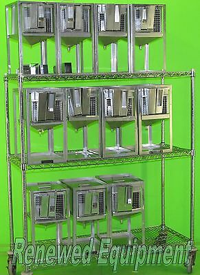 Metabolic Cages cage for mice and rats with rolling Cart (x11)