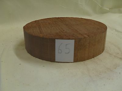 Wood turning blank - Sapele Mahogany 52 x 220mm