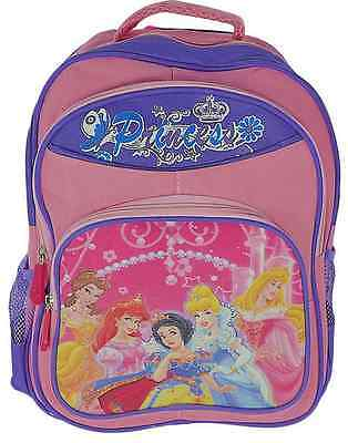 DISNEY PRINCESS BACKPACK SCHOOLBAG great for birthdays gifts, christmas gift