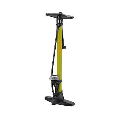 IceToolz A4-51- Bicycle Bike Floor Pump For Presta Schrader And Dunlop 160 psi