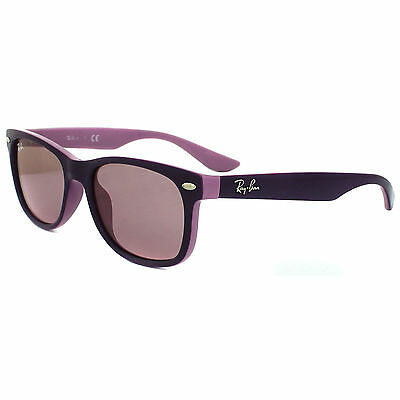 Rayban Junior Sunglasses 9052S Top Violet On Pink Pink 179-84