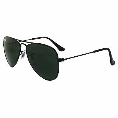 Rayban Junior Sunglasses 9506S Black Green 201-71