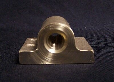 "1/2"" 10 Pitch Right Hand Pillow Type Acme Bronze Nut"