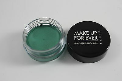 Make Up For Ever AQUA CREAM 52 Pearly Lagoon Green 0.21 oz **UNBOXED**
