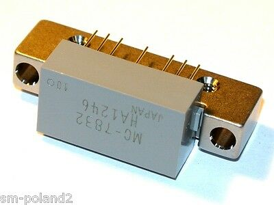MC-7832 NEC/CEL RF Amplifier 870MHz MC-7832-AZ [QTY=1pcs]