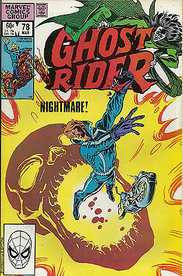 Ghost Rider  #78   NM-