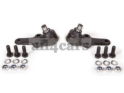 Ford Focus  Mk1 1998 - 2004 Front Suspension Lower Ball Joint Pair Left & Right