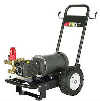 PRESSURE WASHER Electric - Commercial - 2 Hp - 110V - 1,500 PSI - 2 GPM - CAT