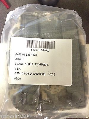 "US Military Issue ""Leaders Pocket SET"" UNIVERSAL ACU CAMO New in Pkg"