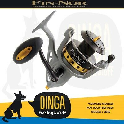 Fin-Nor Lethal LT100 Spinning Fishing Reel Superb Value!