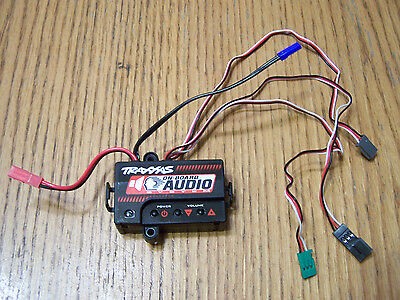 traxxas 2wd slash oba on board audio speaker control system box traxxas 2wd slash oba on board audio speaker control system box sound module 4x4
