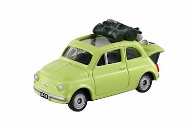 Die-cast toy Tomica Tomy FIAT 500 The Castle of Cagliostro Lupin III from Japan