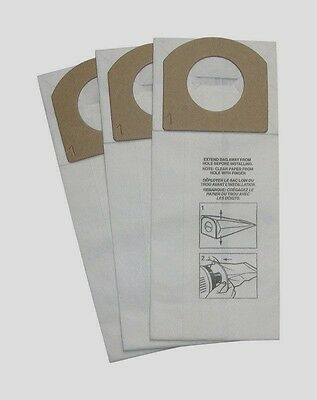 New! 3pk DIRT DEVIL Royal Hand Held Vac Vacuum Cleaner Bags Style G 3-010347 NIP