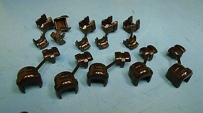 Free Ship, 10 Count, Eagle MP6W1 Strain Relief for 18 Gauge 2 Wire Cord