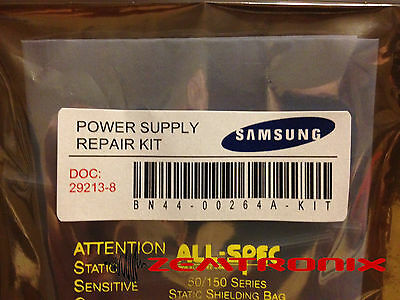 SAMSUNG Power supply Repair Kit for BN44-00264A  (upgraded)
