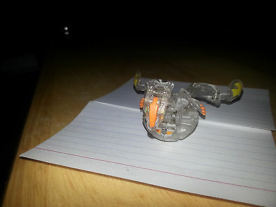 Bakugan Haos Clear Viper Helios (Some of these are rare!) Comes with one Card