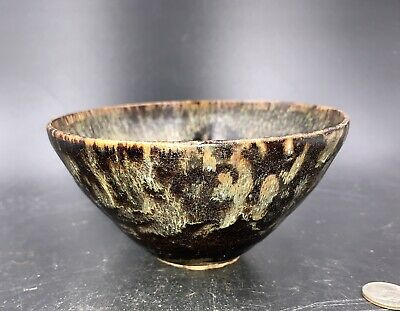 A Chinese Pottery Tea Cup Bowl Northern Song Dynasty Jizhou