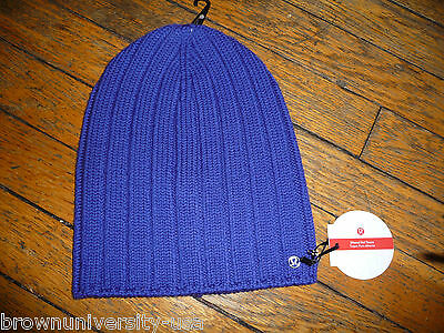 Lululemon Blissed Out Toque Pigment Blue NWT -see ship rule