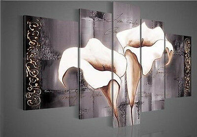 hand-painted wall flower Landscape oil painting on canvas (no framed)  75
