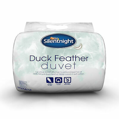 Silentnight Duck Feather Duvet - 10.5 Tog - King