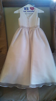 Vivian Nicole Communion dress size 7