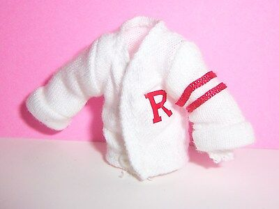 Barbie KellyTommy Doll as Danny From Grease Sweater NEW