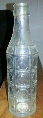 Rare Vintage Greensboro NC Bob-O-Link Bottle Patented 1924 - great condition