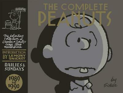 Complete Peanuts 1989-1990: Volume 20 by Charles M Schulz Hardcover Book Free Sh
