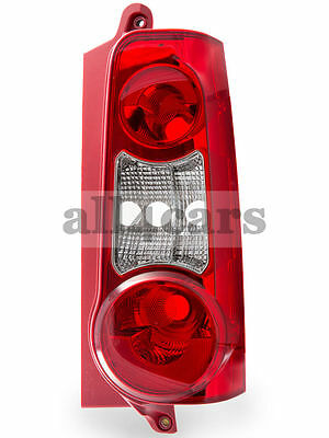 Berlingo Partner 2008 - 2015 (2 Door Only) Rear Tail Lamp Light Right Driver O/s