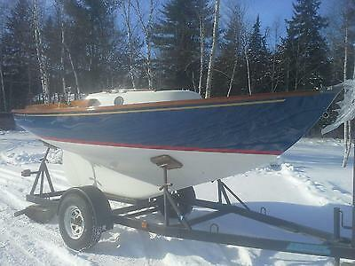 Cape Dory Typhoon Complete Professional Restoration