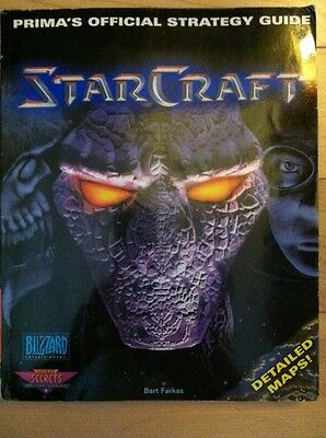 StarCraft : Prima's Official Strategy Guide For PC Prima