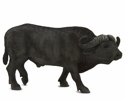 FREE SHIPPING | Mojo Fun 387111 African Cape Buffalo Replica - New in Package