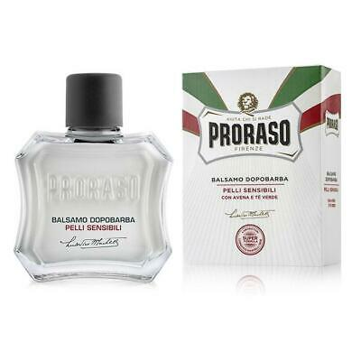 Proraso Protective Aftershave Balm - Sensitive Skin 100ml White