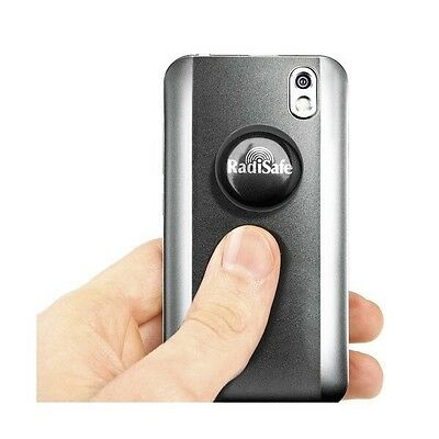 RadiSafe Cell Phone Laptop EMF Electormagnetic Radiation Protection Free Ship