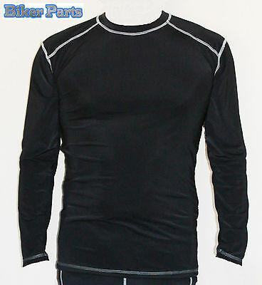 Motorcycle Thermal Base layer Motorbike compression under layer all Year top