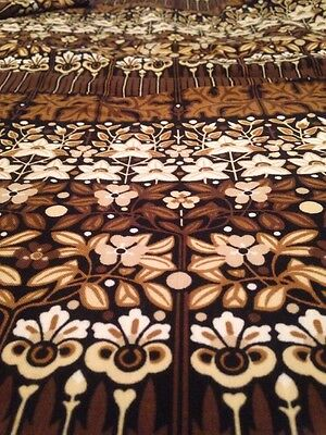 Vintage Peter Hall Heals Era 60s 70s Curtain Fabric DIY  Jodijoretro Clearance